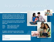 Family Planning Flyer Pic