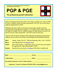 PGP & PGE 2018-19