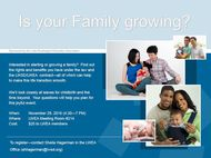 Is your family growing